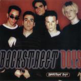 CD. Backstreet Boys – Backstreet Boys