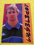 Foto - jucatorul LOPETEGUI cu autograf original (FC Barcelona)