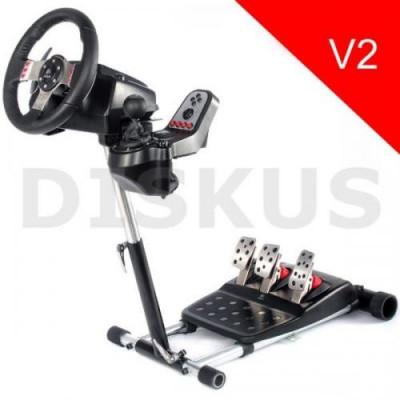 Stativ pentru volan Logitech G29/G920/G27/G25 Racing Wheel - DELUXE V2 foto