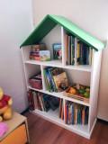Biblioteca BookHouse - White & Green
