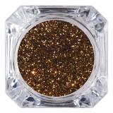Cumpara ieftin Sclipici Glitter Unghii Pulbere LUXORISE, Copper #18