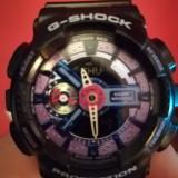 Ceas Casio G-Shock GMA S110HC original, limited edition.