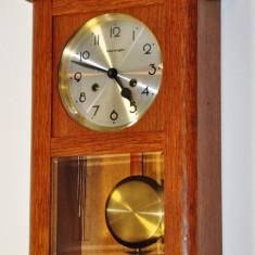Ceas de perete cu pendula Kieninger