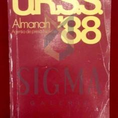 ALMANAH - URSS - SERGIU GOLDNER