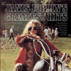 Janis Joplin Greatest Hits (cd)