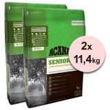 Cumpara ieftin Acana Heritage Senior 2 x 11,4 kg
