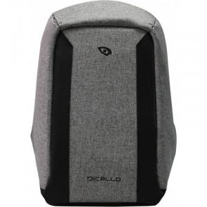 Rucsac Notebook Dicallo LLB993015SL 15.6 inch Grey / Black