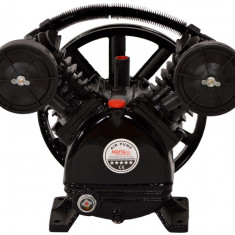 Cap compresor de aer cu 2 pistoane 4kW 600L/min KraftDele KD1404 TBC
