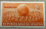 Indonezia UPU 75 de ani