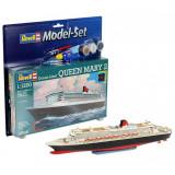 Cumpara ieftin Model Set Queen Mary 2, Revell, 45 piese-RV65808