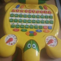 Jucarie vintage copii,Laptop Turtle Pc Karaoke-NORIEL,Laptop TESTOASAT.GRATUIT