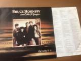 bruce hornsby and the range the way it is disc vinyl lp muzica pop rock RCA 1986