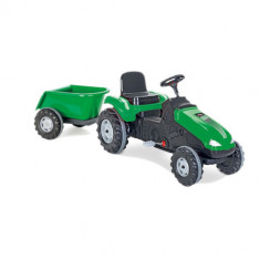 Tractor cu Pedale si Remorca Mega