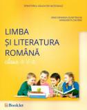 Limba si literatura romana. Manual clasa a V-a. Contine editia digitala