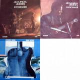 Alexandru Andrieş - 3 LPs vinil Electrecord