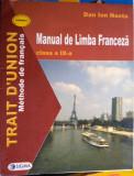 Manual de limba franceză clasa a IX-a