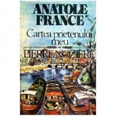Cartea prietenului meu - Pierre Noziere