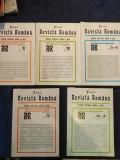 Noua Revista Romana - politica, literatura, arta - toate numerele pe anul 1996