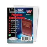 Carcase Protectie Carti De Joc Ultra Pro Platinum 100 Pcs