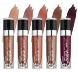 Ruj lichid metalic ultrarezistent Wet n Wild Megalast Liquid Catsuit Metallic Lipstick, 5.7g