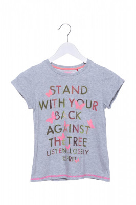 Tricou de copii cu imprimeu Esprit foto