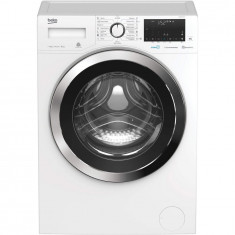 Masina de spalat rufe Slim Beko WUE81436CST, 8 kg, 1400 RPM, Clasa A+++, HomeWhiz, Remote Control, SteamCure, AddGarment, Motor ProSmart Inverter, 60