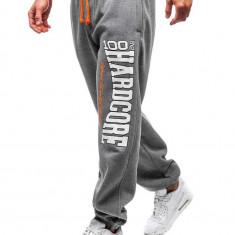 Pantaloni de trening bărbați grafit Bolf Q3238