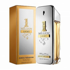 Paco Rabanne 1 Million Lucky Eau de Toilette bărbați 200 ml