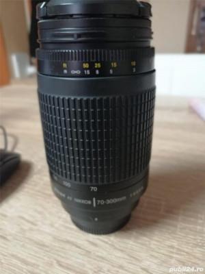 Obiectiv Nikon Nikkor AF 70-300mm 1:4.5-5.6 G foto