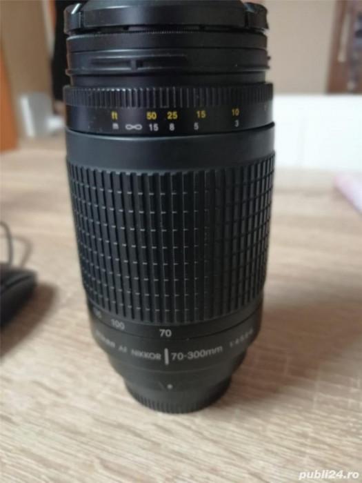 Obiectiv Nikon Nikkor AF 70-300mm 1:4.5-5.6 G