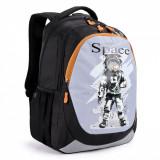 Ghiozdan scoala, model astronaut, compartiment laptop, 30x16x45 cm