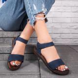 Sandale dama albastre Sidera