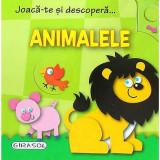 Carte pentru copii Animalele Girasol, 4 - 6 ani