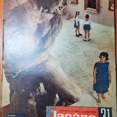 Flacara 3 august 1963-ansamblul de blocuri drumul taberei,art. badea cartan