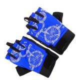 Manusi Fara Degete Bicicleta - M - L diferite culori