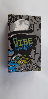 APA DE PARFUM  My Vibe Graffiti  50 ml - AVON foto
