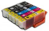 Set 5 cartuse compatibile Epson T33XL