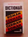 Dictionar roman-german , german-roman - IOAN G. LAZARESCU