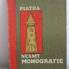 Vasile Gherasim, Ionel Marin - Piatra Neamt. Monografie