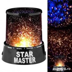 Lampa led timeless tools, proiector rotativ cu proiectie stele