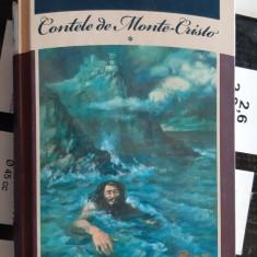 CONTELE DE MONTE CRISTO  VOL 1 COLECTIA  - ALEXANDRE DUMAS