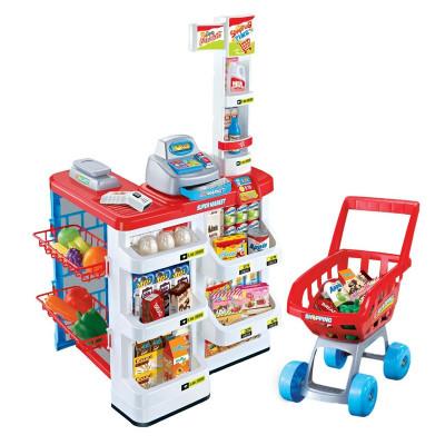 Set de joaca supermarket, 24 accesorii, 3 ani+ foto