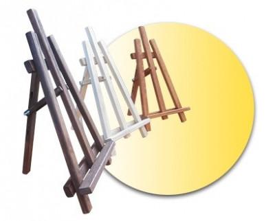 Sevalet din lemn 60 cm foto