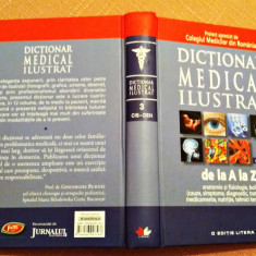 Dictionar Medical Ilustrat de la A la Z Volumul 3 (CIS-DEN) - Ed. Litera, 2013