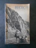 EM. CRISTEA, N. DIMITRIU - BUCEGII. TURISM - ALPINISM (1962, contine harti)