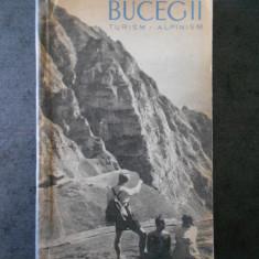 EM. CRISTEA, N. DIMITRIU - BUCEGII. TURISM. ALPINISM (1962)