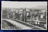 ALBA IULIA - VEDERE GENERALA , CARTE POSTALA ILUSTRATA , FOTO BACH , MONOCROMA , NECIRCULATA , DATATA 1935