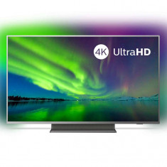 Televizor Philips LED Smart TV 55PUS7504/12 139cm Ultra HD 4K Silver