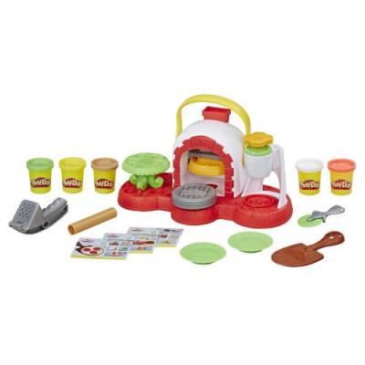 Set Plastilina Play-Doh Atelierul de Pizza foto