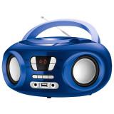 """Radio CD MP3 cuBluetooth 9"""" BRIGMTON W-501 USB Albastru"""
